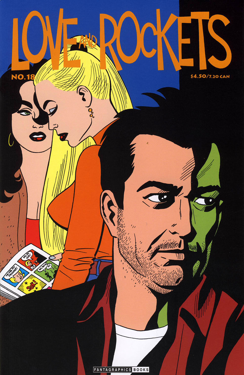 Love and Rockets #18