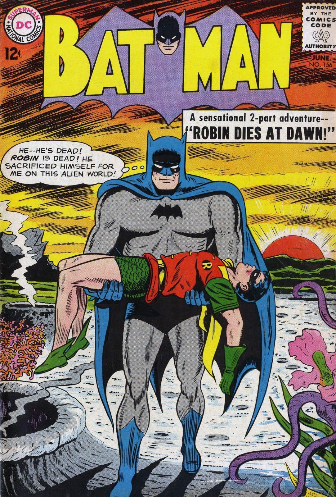 Batman #156 (Writer: Bill Finger, Art: Sheldon Moldoff, Charles Paris)