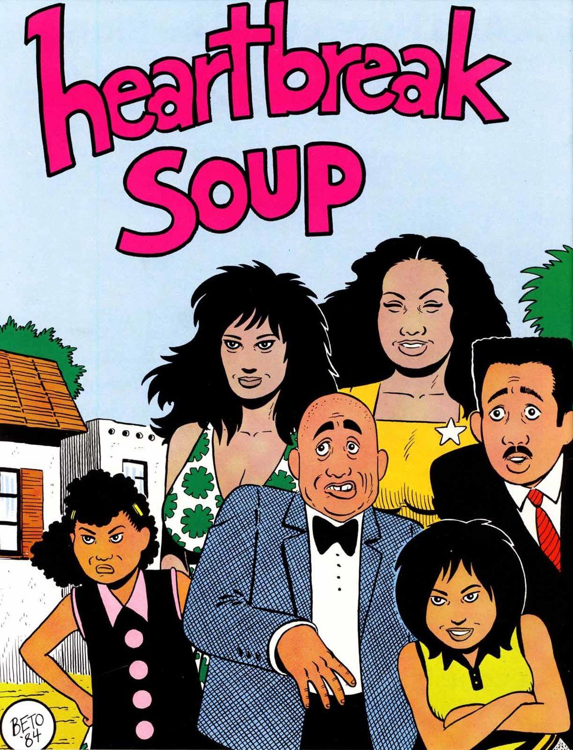 Heartbreak Soup #8