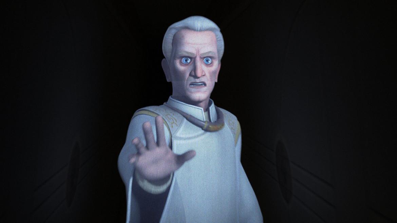 Star Wars Rebels- Emperor Palpatine