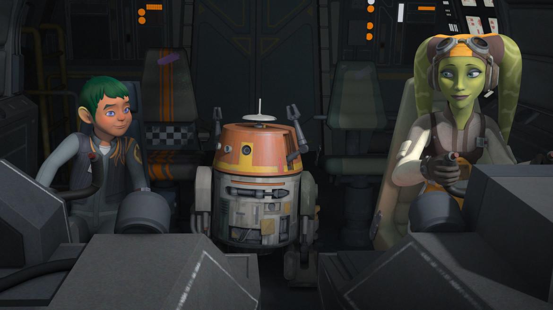 Star Wars Rebels- Jacen Syndulla