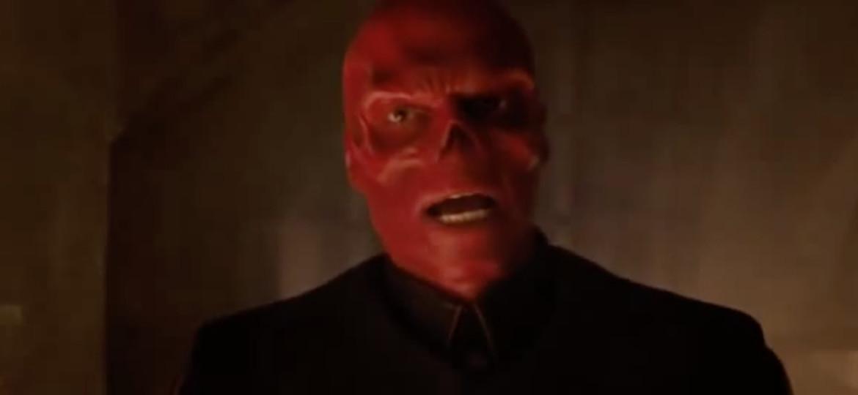 Captain America: The First Avenger- Red Skull (Hugo Weaving)