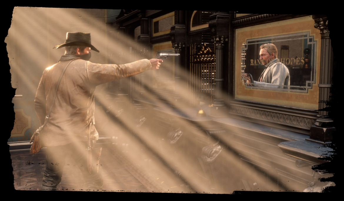 Red Dead Redemption 2 Screen 1