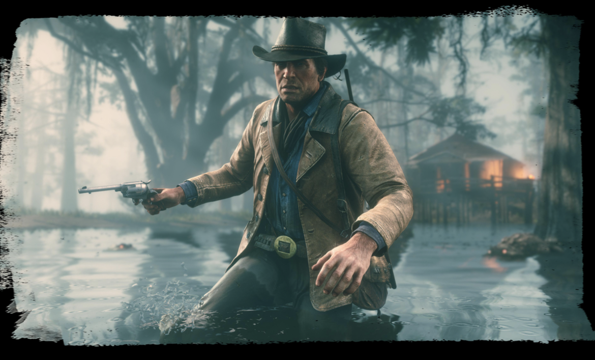 Red Dead Redemption 2 lassoes some of the gaming world's