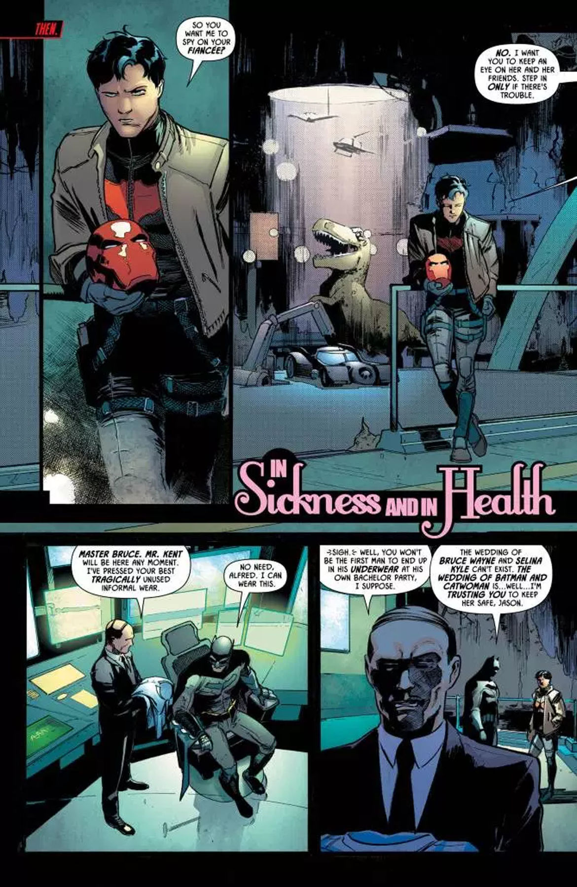 Red Hood vs Anarchy