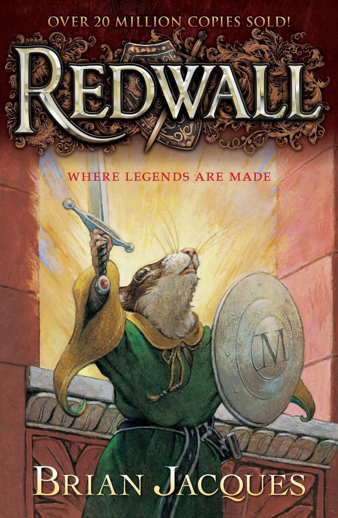 Redwall cover