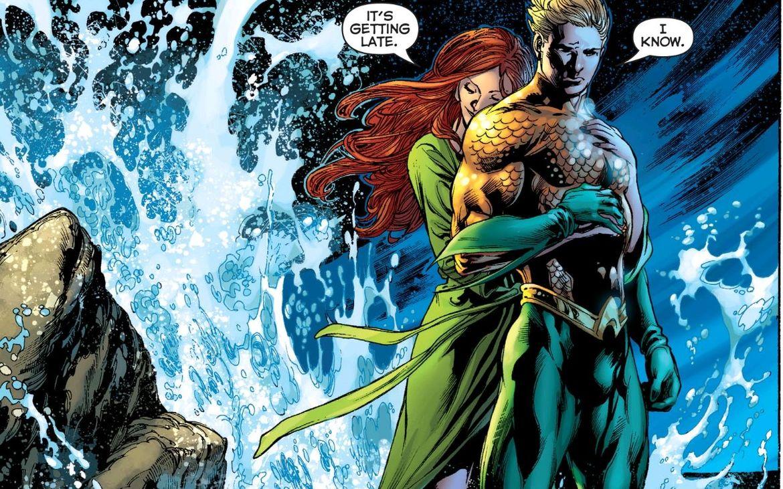 Reis Aquaman