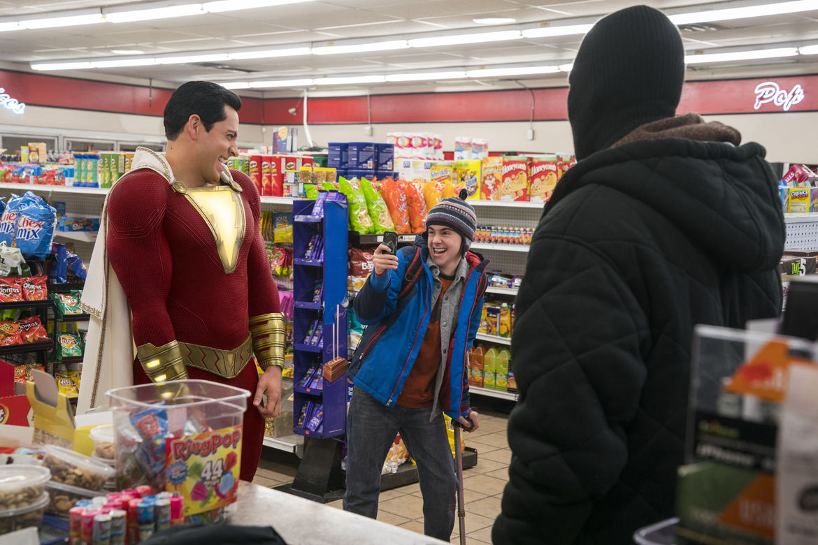 'Shazam!' Opens With $53M To Lead Box Office
