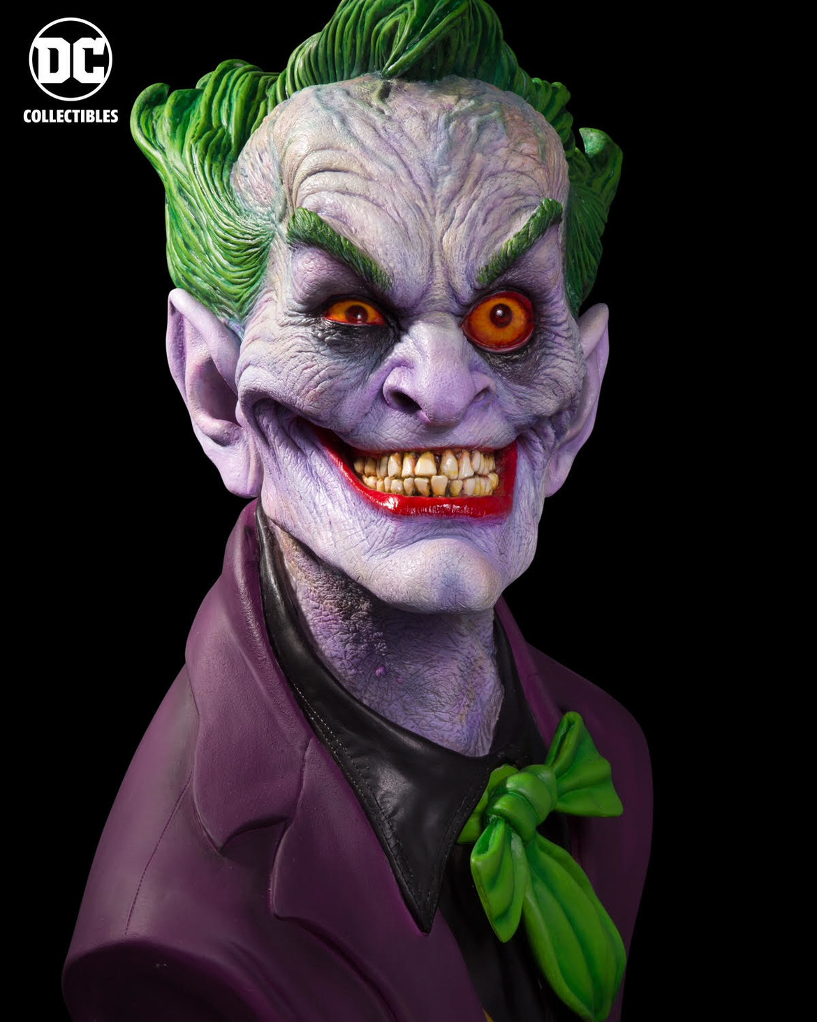Rick Baker Joker Sculplture 2