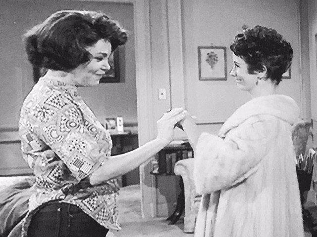Looking Back Actress Maggie Mcnamara >> December 27 In Twilight Zone History Celebrating The 1963 Premiere