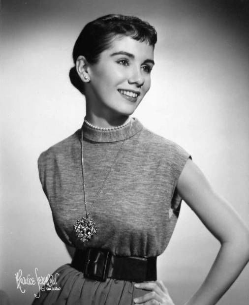 Looking Back Actress Maggie Mcnamara >> June 18 In Twilight Zone History Remembering Actress Maggie