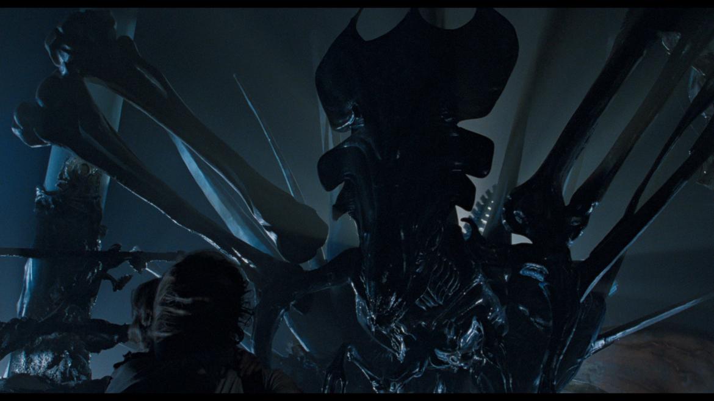 Alien, Xenomorph queen