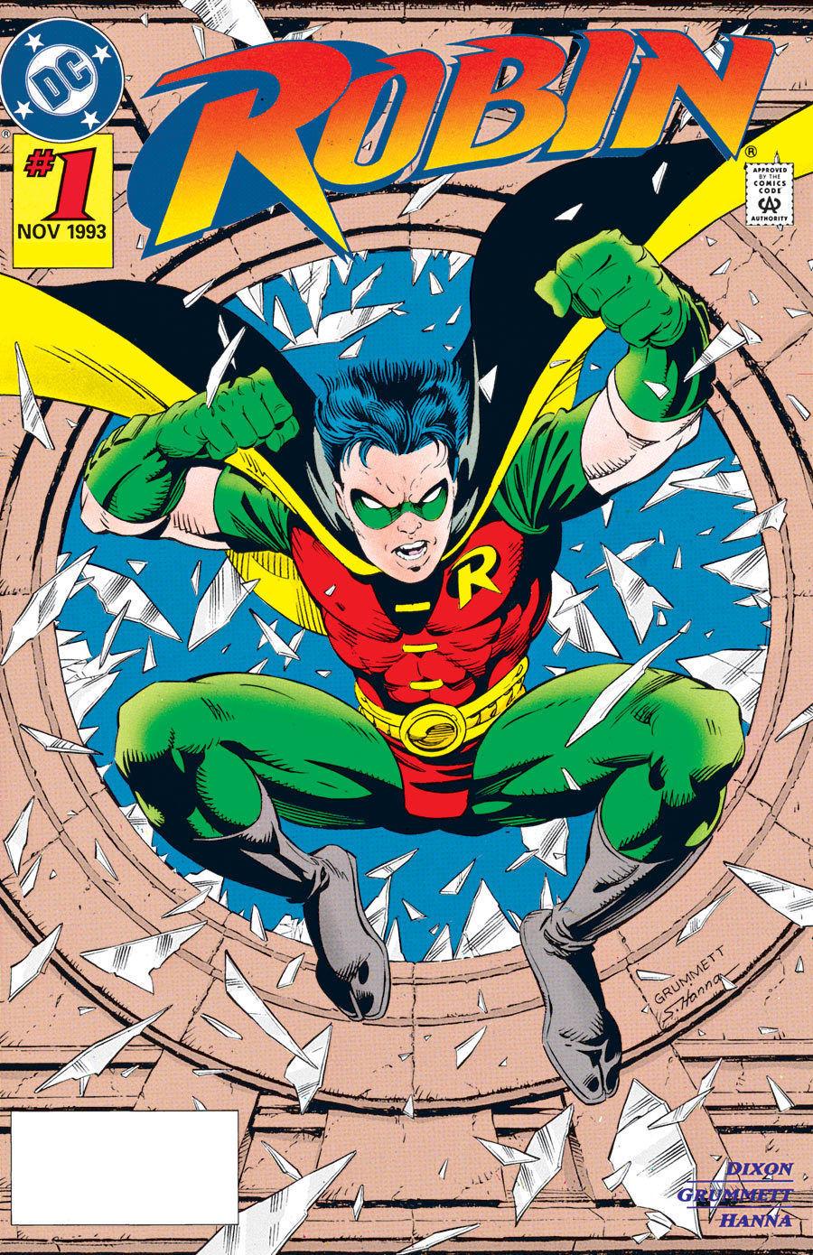 Robin #1 Grumm