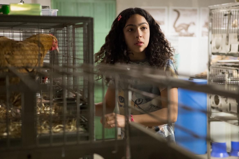 Marvel's Runaways - Allegra Acosta - Hulu