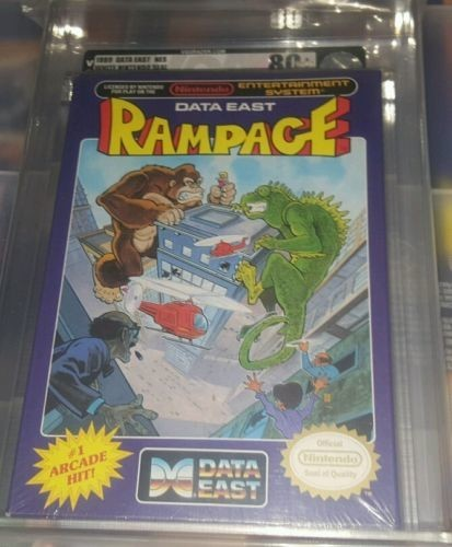 rampage nes game