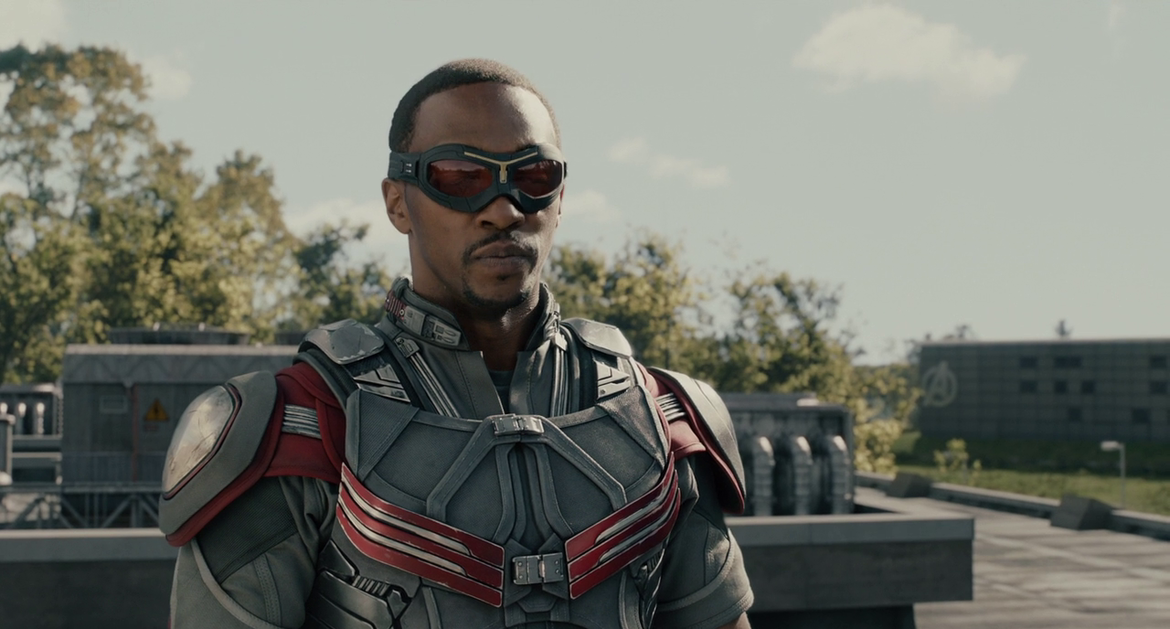 Sam Wilson, Anthony Mackie