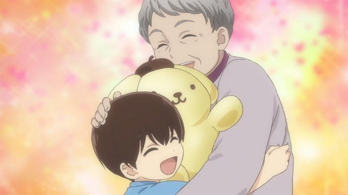 Sanrio Boys - Kouta and Grandma