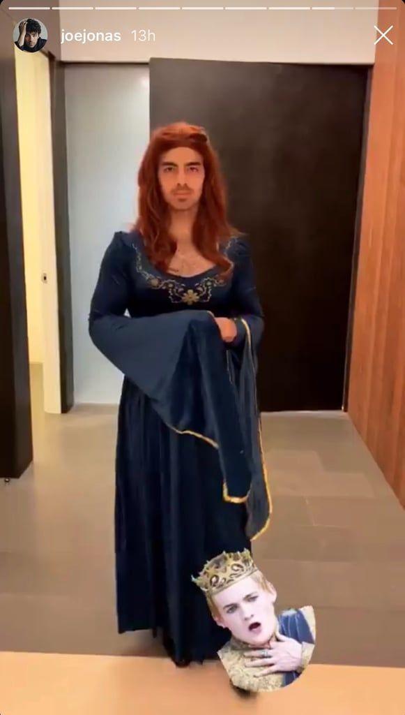 Sansa Stark Joe Jonas