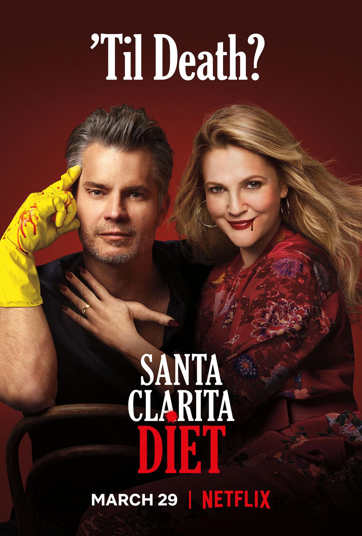 Santa Clarita Diet Season 3 poster Netflix