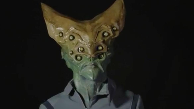 original Saru concept for Star Trek: Discovery