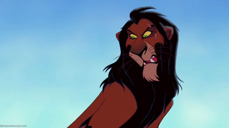 Scar, The Lion King