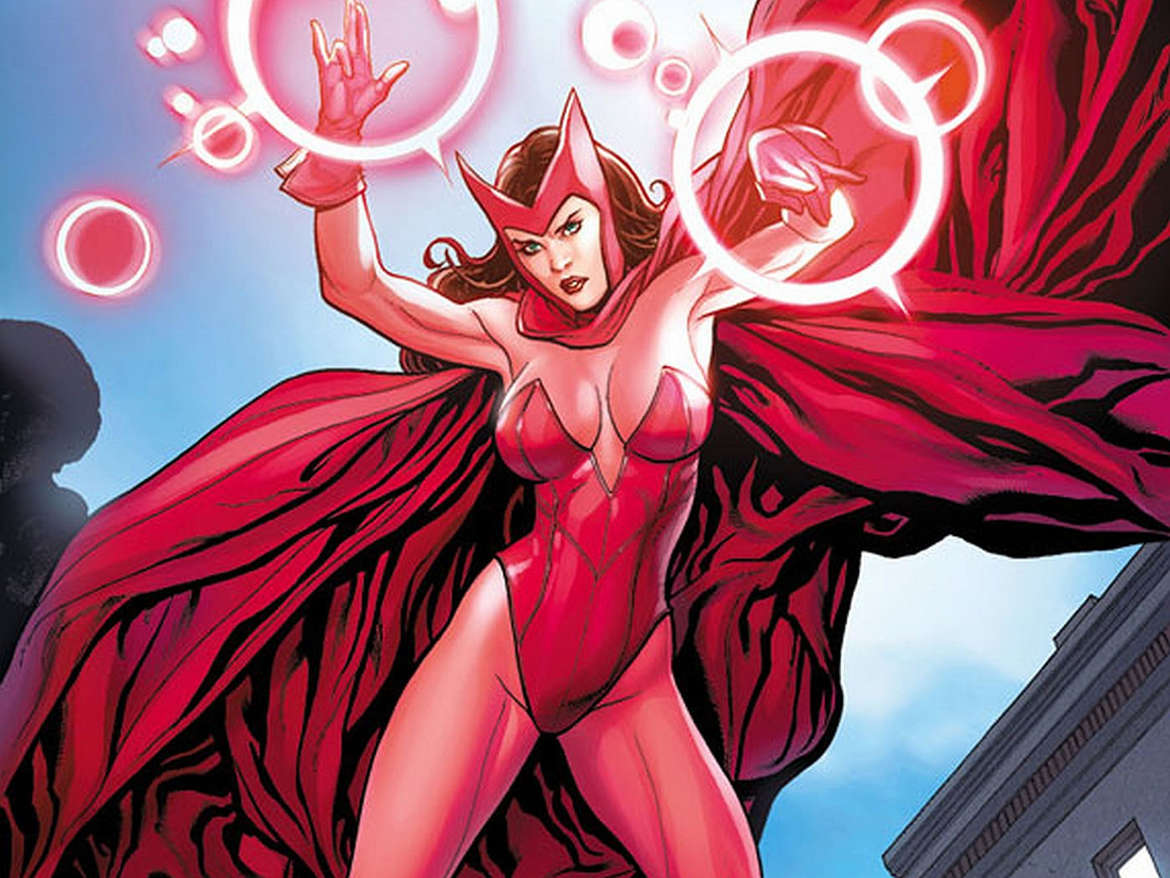 Scarlet Witch Classic