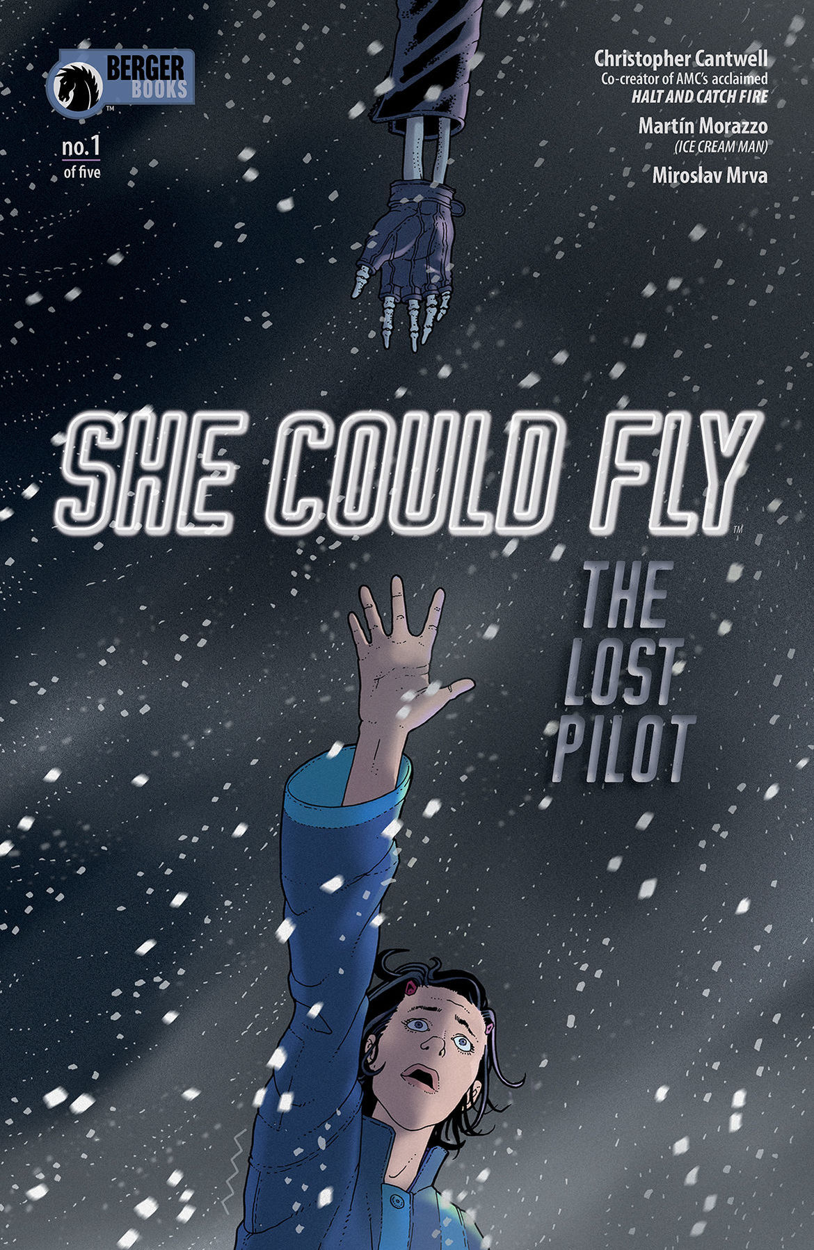 She Could Fly The Lost Pilot Dark Horse