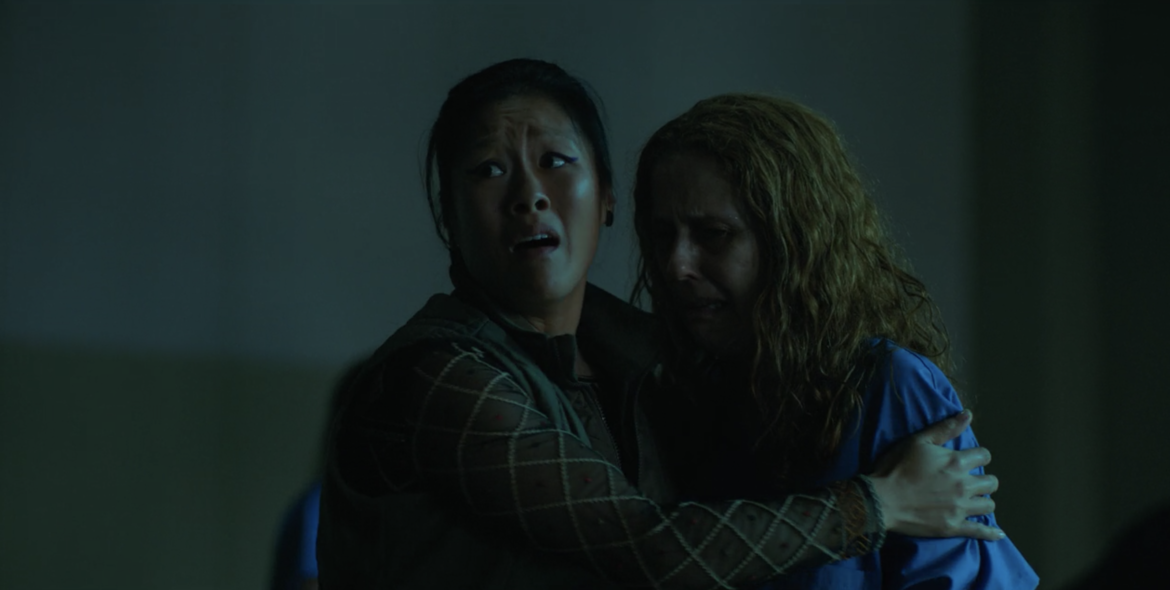 Altered Carbon little girl