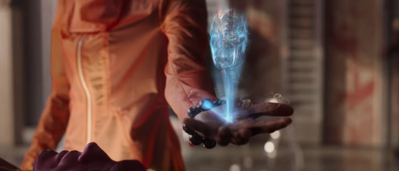 Infinity War, Shuri and Vision