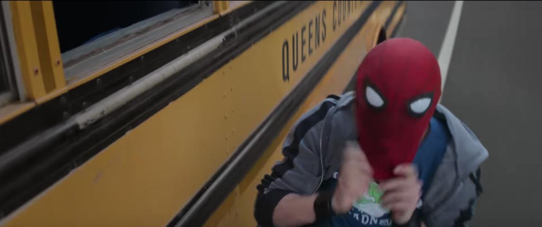 Infinity War, Spider-Man