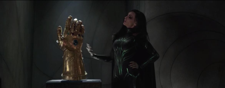 Hela, Infinity Gauntlet, Thor: Ragnarok