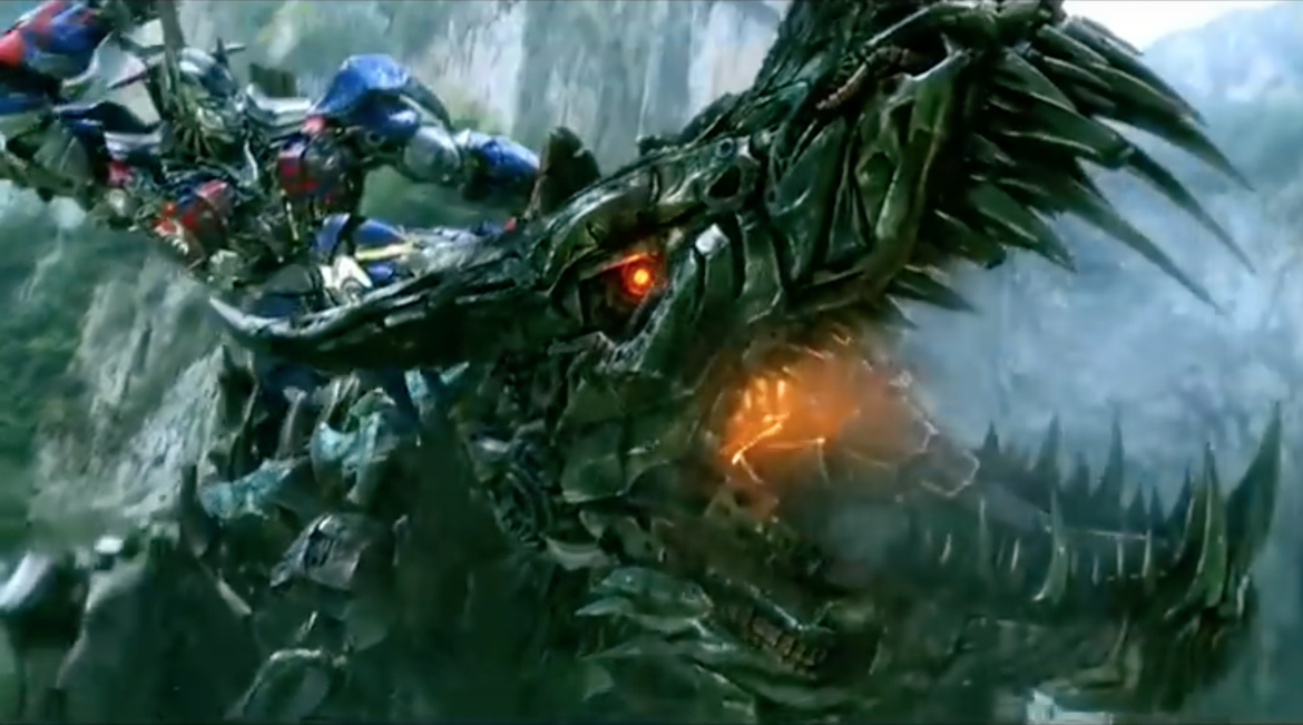 Grimlock from Transformers: Age of Extinction