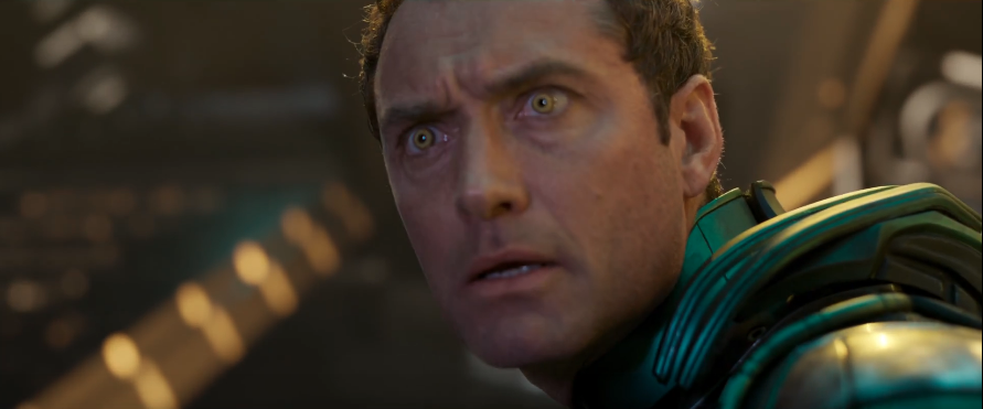 Captain Marvel, Jude Law