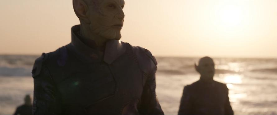 Skrull, Captain Marvel