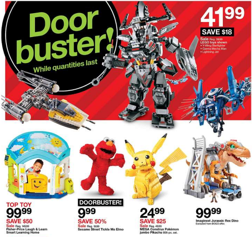 The best Black Friday toy and collectible deals of 2018