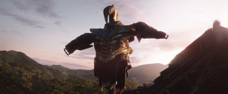 Avengers: Endgame, Thanos armor