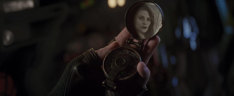 Peggy Carter, Avengers: Endgame