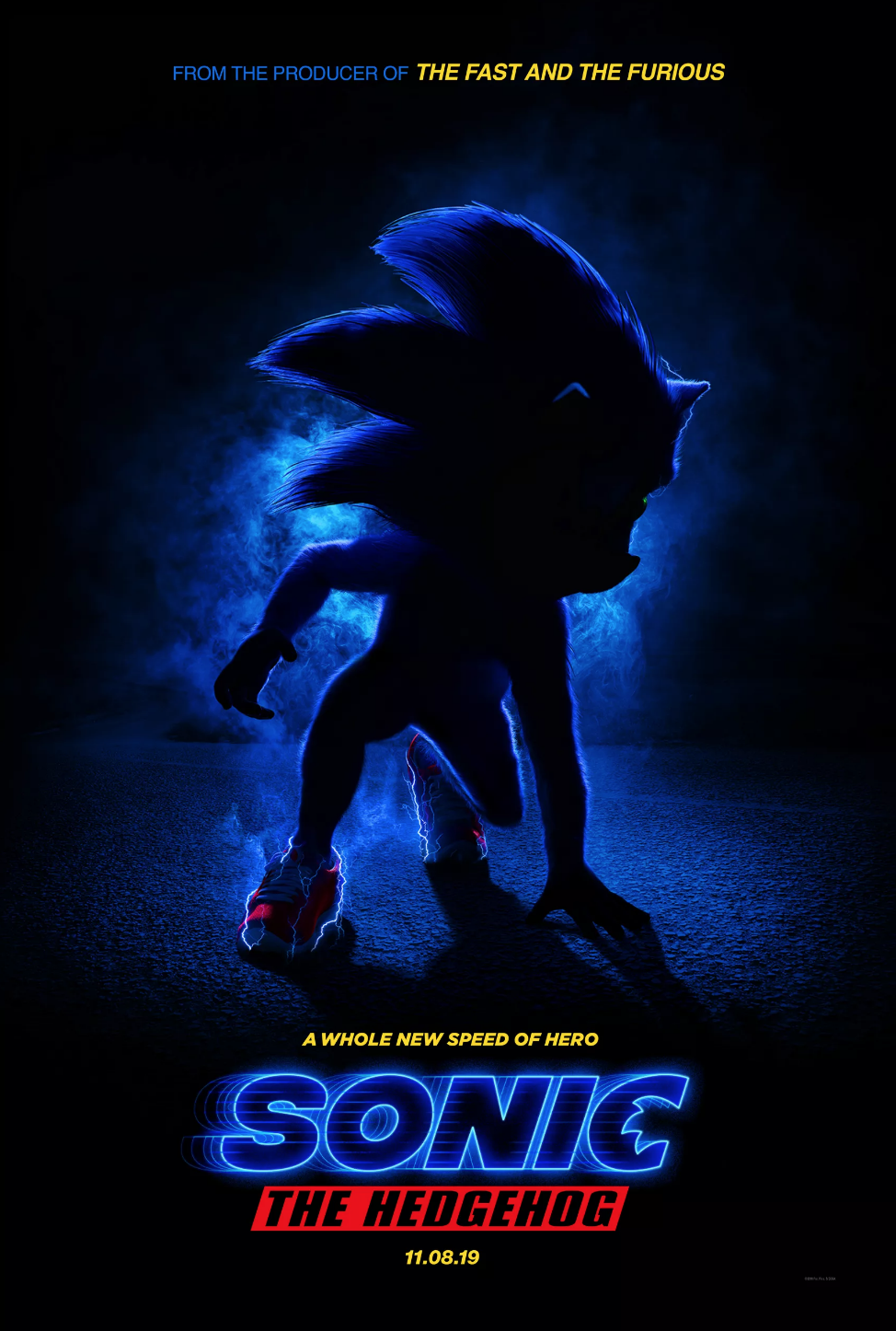 Sonic The Hedgehog S Horrible Live Action Legs Explained As Best We Can Syfy Wire