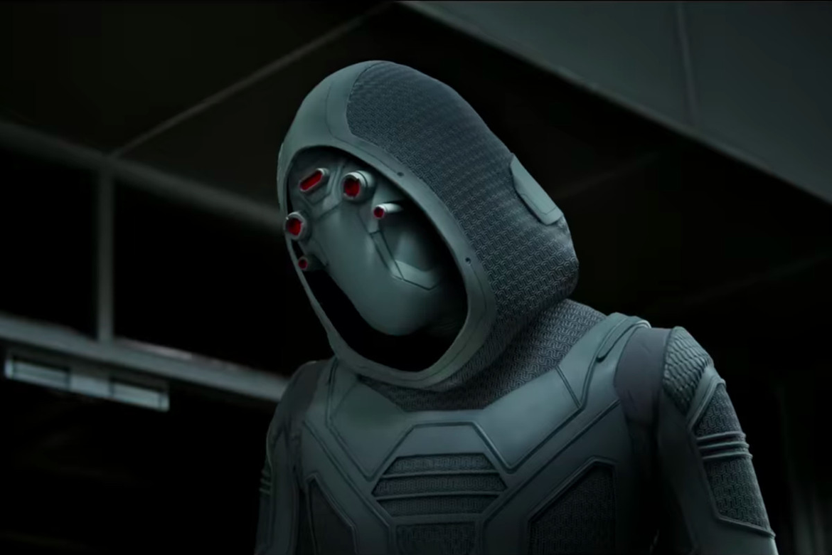 Ant-Man and the Wasp, ghost