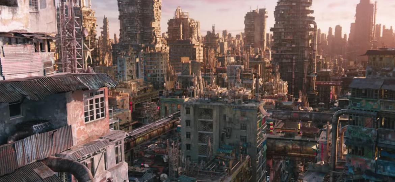 Alita Iron City