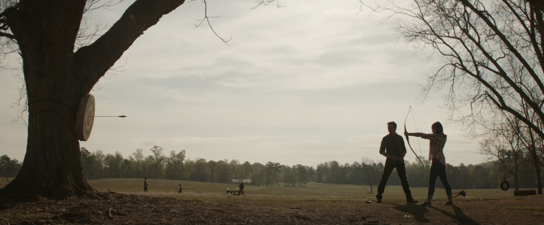 Clint Barton, Avengers: Endgame trailer