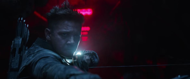 Clint Barton, Ronan, Avengers: Endgame trailer