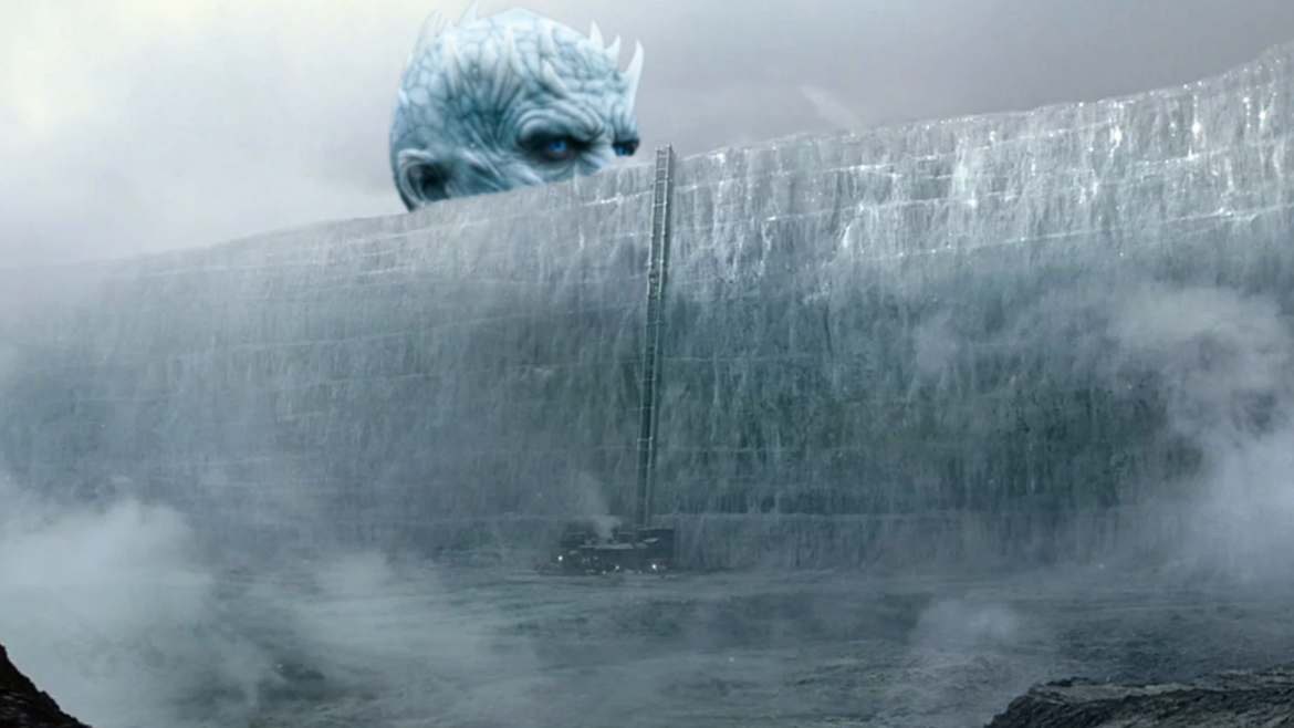 The Wall and the Night King