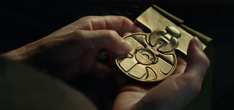 Star Wars: The Rise of Skywalker (The medal)