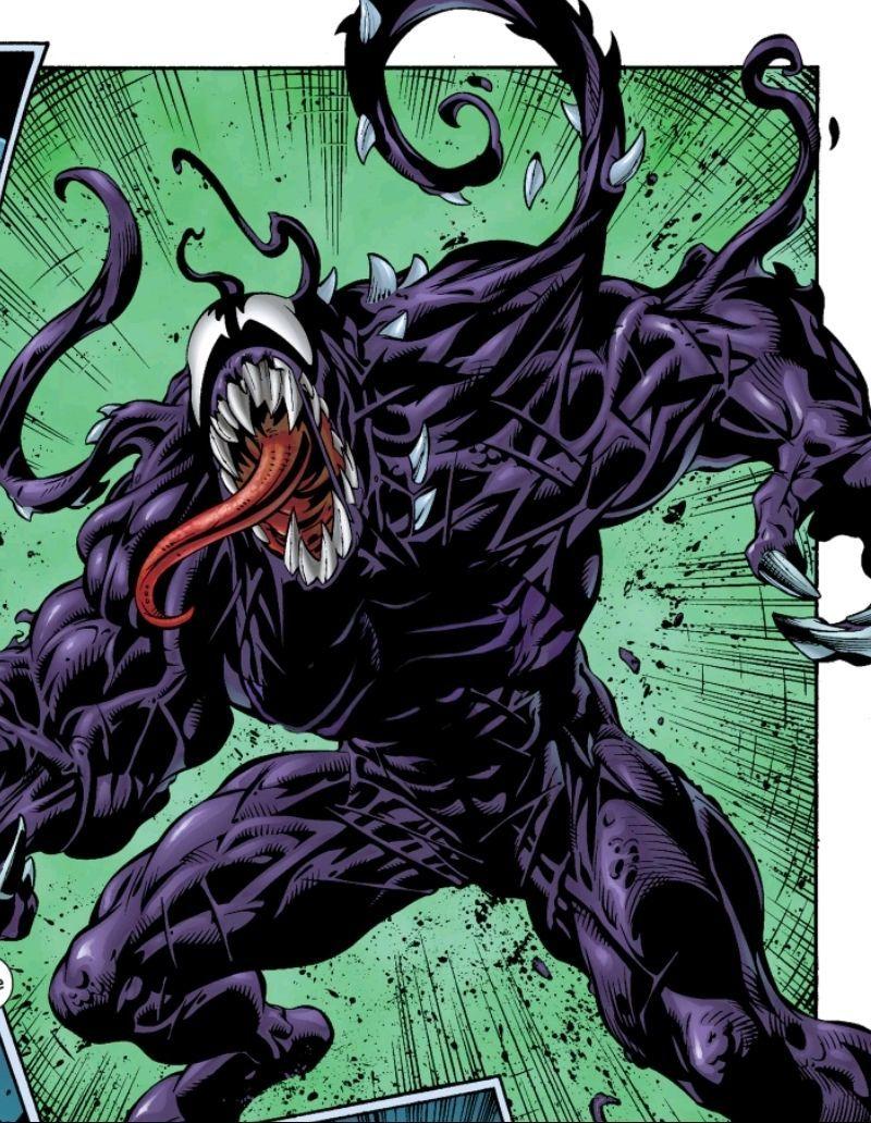 Toothy Venom