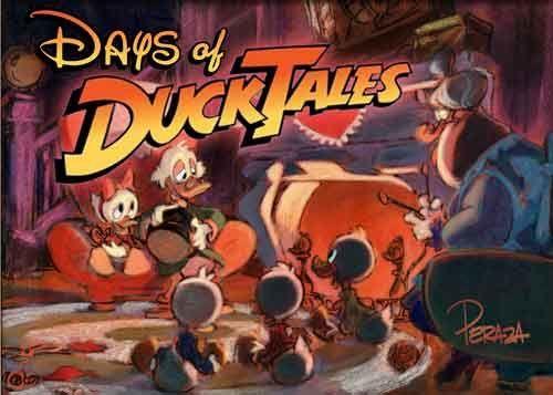 Scrooge McDuck Disney Afternoon