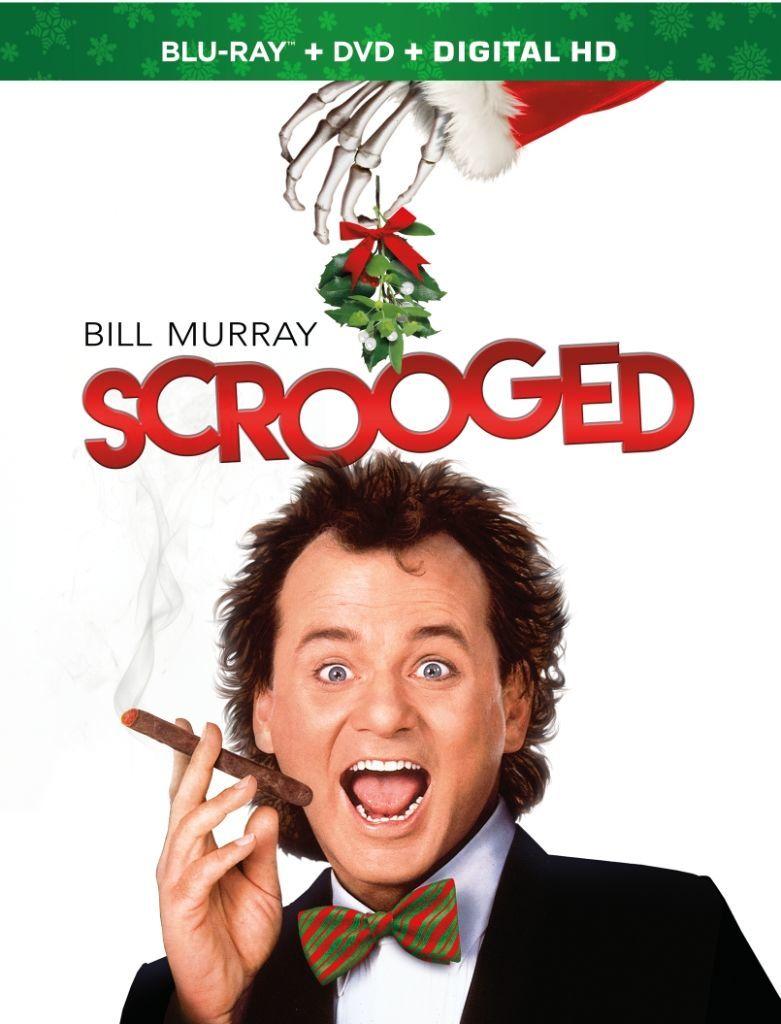 Scrooged Blu-ray Bill Murray