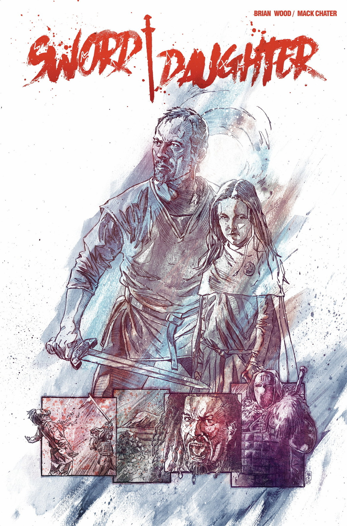 Sword Daughter by Dark Horse