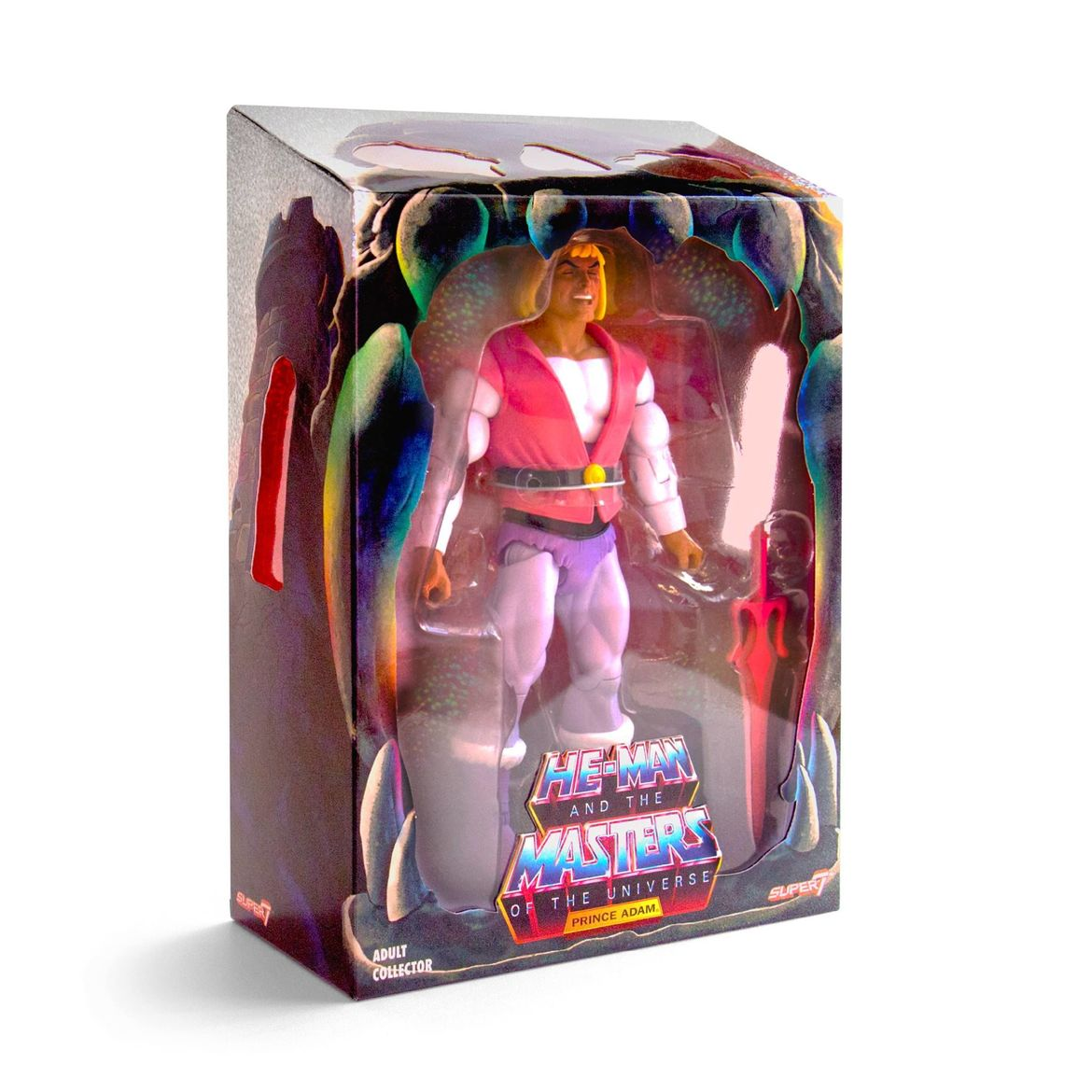 Laughing Prince Adam in box