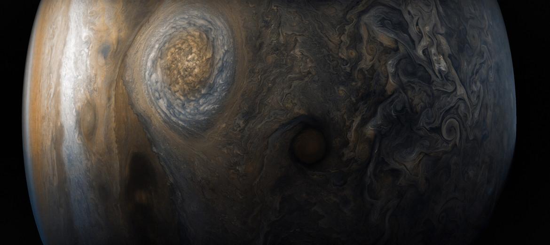Jupiter Little Red Spot